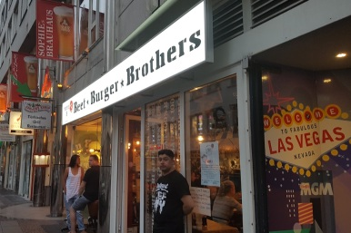 Beef Burger Brothers - 3B's