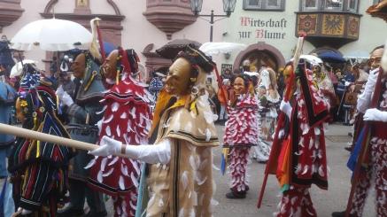 Rottweil parade