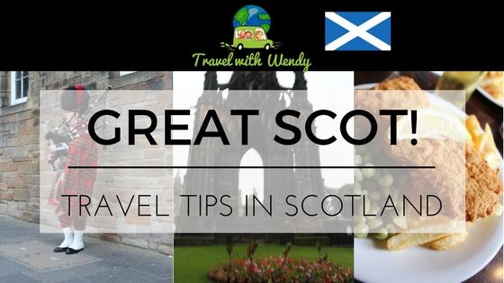 Great Scot!