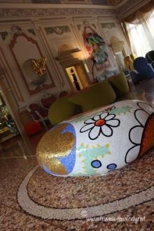 TWW - Byblos Hotel lobby