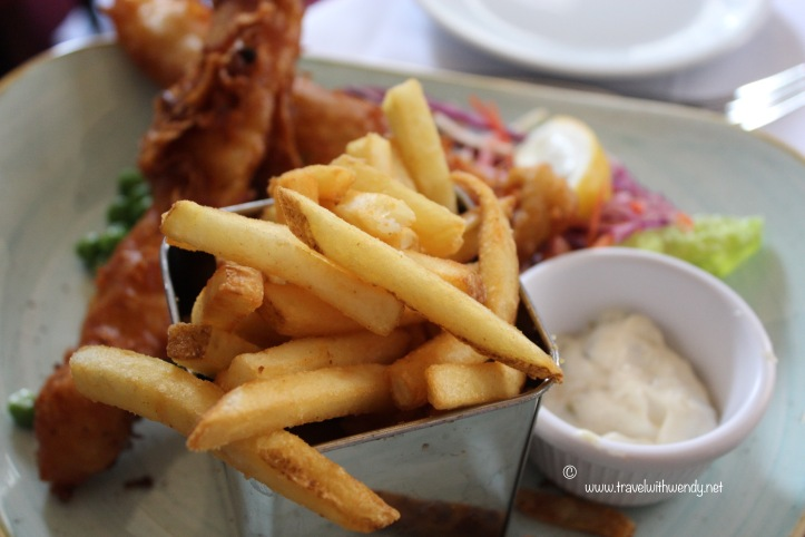 TWW - Fish and Chips