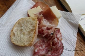 TWW - Salume e cheese