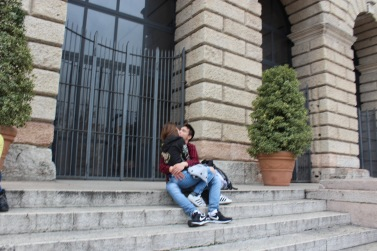 TWW - Young love Verona