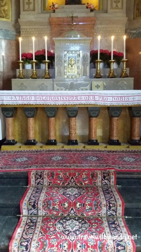 TWW - Monastery chapel