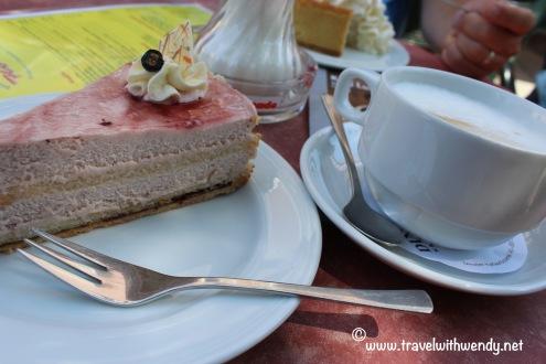 TWW - cake time in Munchen