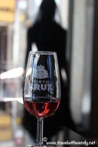 TWW - Porto Cruz wine tasting
