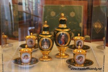 TWW - tea set Nymphenburg