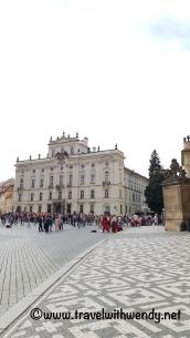 ©TravelwithWendy %22Prague palace grounds%22 www.travelwithwendy.net