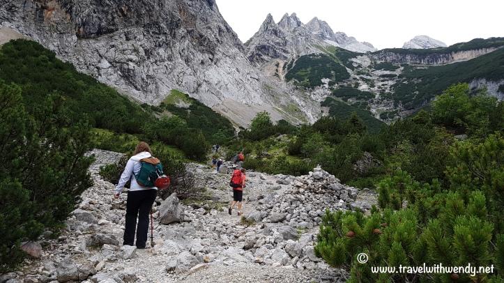 TWW - the ascent begins