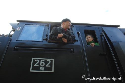 TWW - train conductor