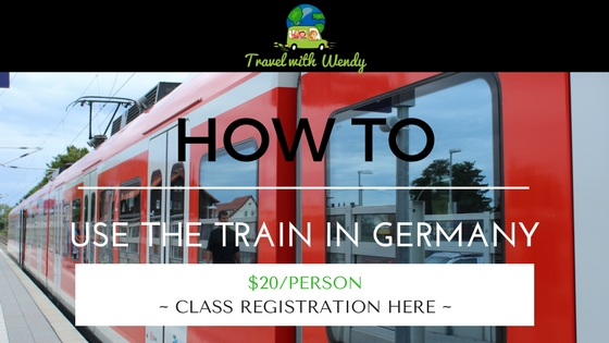 How to use the train