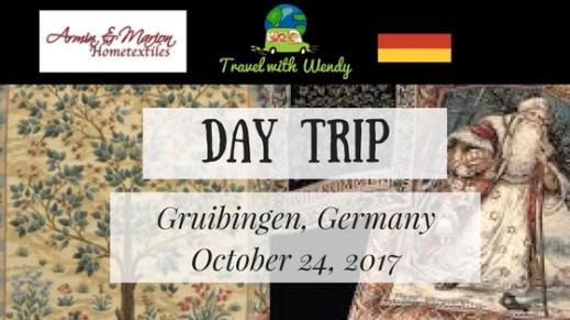 Armin & Marion Day Trip