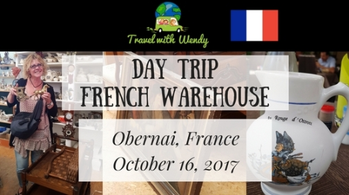 Day TRIP - French Warehouse