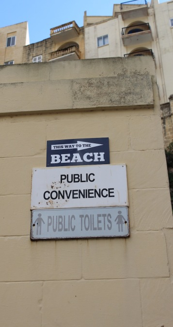 Bathroom Signs In Germany gone gozo! – travel with wendy