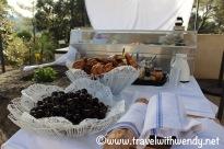 Breakfast at l'Elephant