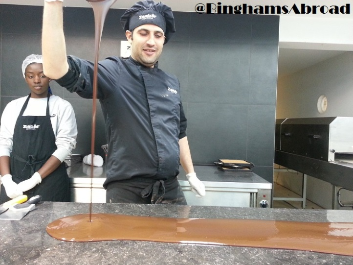 Zaabar Chocolate Workshop