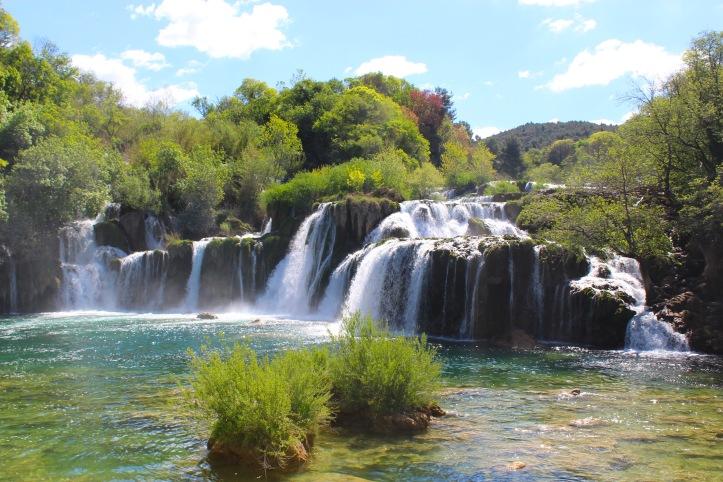 Famous Skradinkis Falls