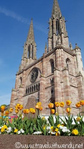 Obernai Cathedral