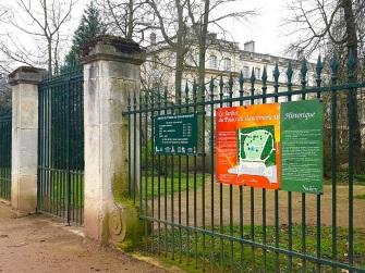 Palace Garden - Nancy