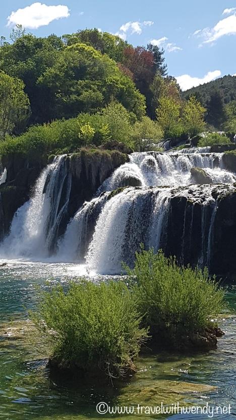 Skradinski Buk - waterfall