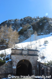 Tunnel to Eagles Nest