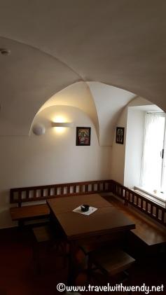 Lobby area - Bled Old Parish House