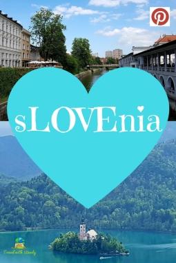Slovenia - just love it!