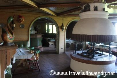 Alpenhotel - Denninglehen cafe