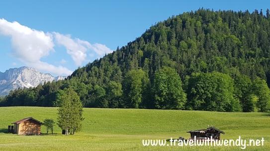 Berchtesgaden - morning walk views