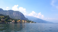 Views of Lake Como