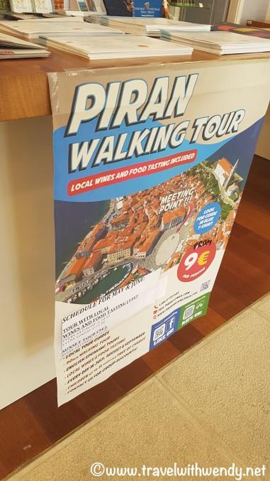 Piran Walking Tours