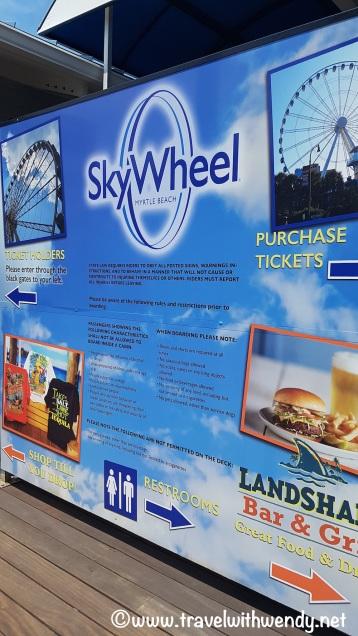 SkyWheel fun at Myrtle Beach Boardwalk
