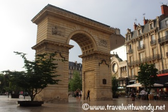 Dijon - Triumphal Arch