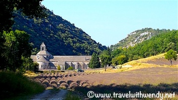 Gordes - Senanque Monastery