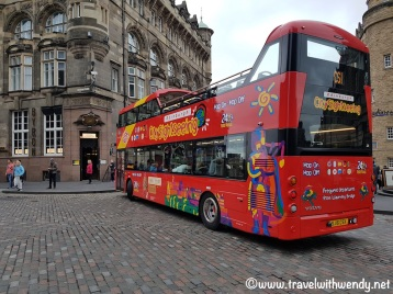 HOP-OFF:HOP-ON EDINBURGH