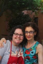 Making friends in Italy - with Raffaela