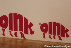 OINK - Visiting Oink - Edinburgh