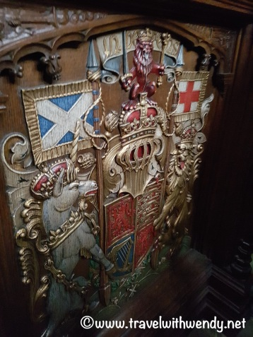 ST. GILES CHURCH - Scottish Crests