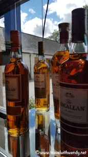 Visiting Macallan Distillery