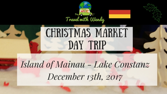 CHRISTMAS MARKET - ISLAND OF MAINAU