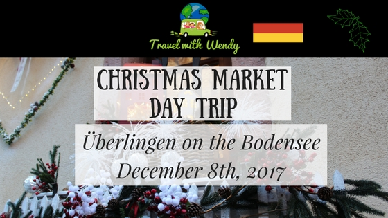 CHRISTMAS MARKET- UBERLINGEN