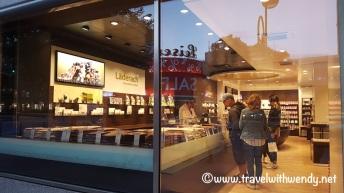 Shopping around Berlin - MMM Chocolate