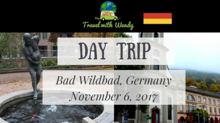 DAY Trip - Bad Wildbad