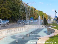 Fountains of Bucharest