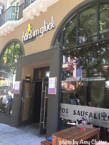 Hans im glück Burgergrill & Bar