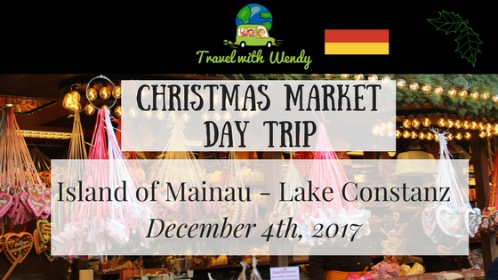 Island of Mainau - Lake Constanz