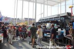 Lots to find - Market Day in Antwerpen