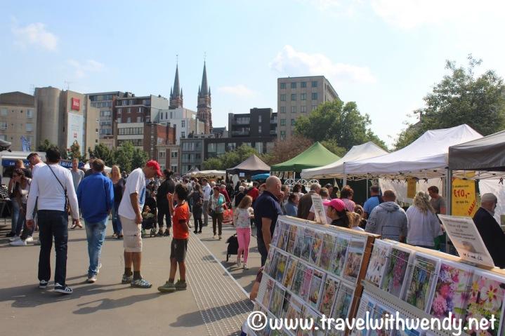 Market Day in Antwerp