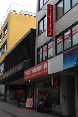 Tourist Info Center - Kassel