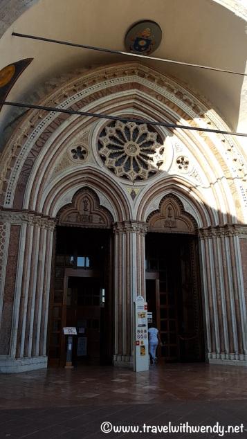Entrance to San Francesco
